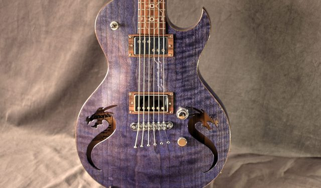 SEL – Baritone custom Dragon